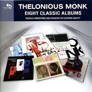 Details about �Thelonious Monk EIGHT CLASSIC ALBUMS