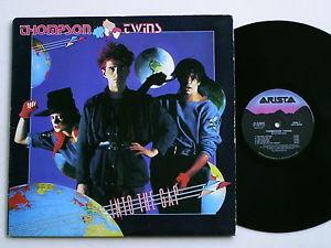 Details about �Thompson Twins LP / Into The Gap