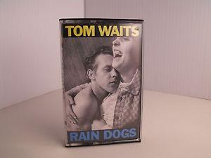 Details about TOM WAITS Rain Dogs Cassette Tape Punk Indie Rock Blues Hobo