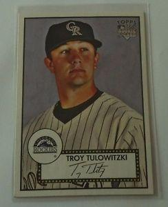 Details about �Troy Tulowitzki ROOKIE 2007 Topps 1952 #