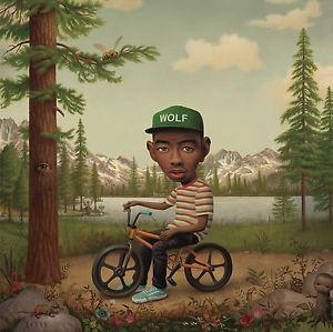 Details about �Tyler The Creator WOLF Limited Deluxe