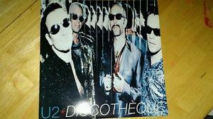 Details about �U2 Rare Discotheque Limited Promo 12