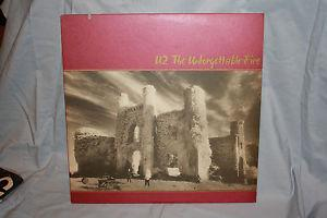 Details about �U2 - THE UNFORGETTABLE FIRE -