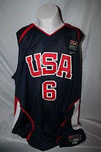 newest collection 5cea9 3facd Details about  USA mens basketball AUTHENTIC NIKE king ...