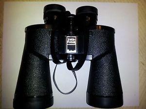 Details about Vintage Bushnell Sportview Insta Focus 10x50 Wide Angle Binoculars