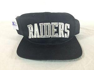501ea7cef Details about  Vtg Los Angeles Raiders The Classic Starter Snapback ...
