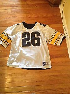 Details about �Vtg Mens NFL PITTSBURGH STEELERS #26 ROD