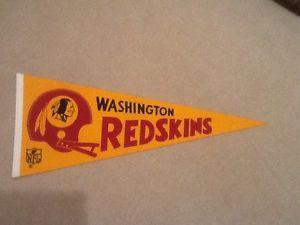 Details about �Washington Redskins Football Pennant,