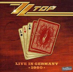 Details about �ZZ Top LIVE IN GERMANY 1980 Gatefold