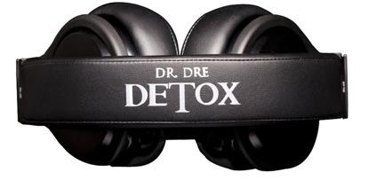 Detox Pro Edition Headphones