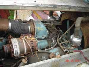 detroit diesel engine v-6-71