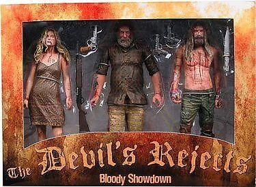 Devils rejects collector figures
