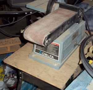 Dewalt Scroll Saw Jet Bandsaw Table Saw Router Table Belt Sander