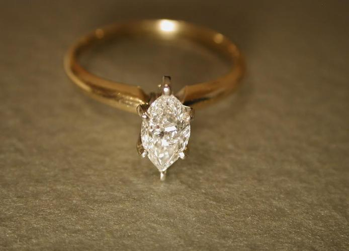 What kind of prongs for marquise rings Show me yours for reference please