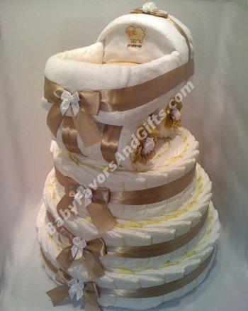 Tricycle Diaper Cake For Sale