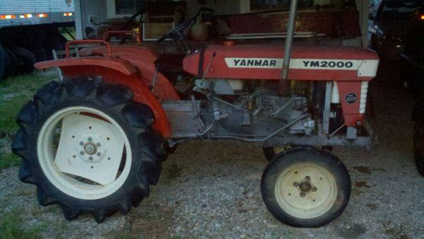 Yanmar Tractor Battery : Diesel tractor yanmar for sale in chattanooga tennessee