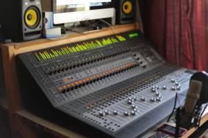 Digi Design Control 24 Mixer Control Surface Up For
