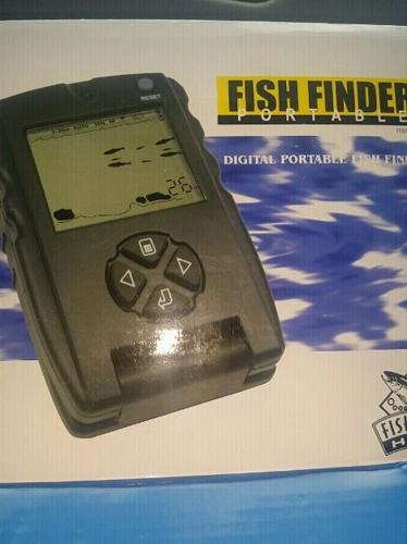 DIGITAL FISH FINDER