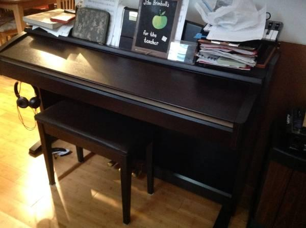 Digital piano 2008 clavinova clp240 reduced for for Yamaha clavinova clp 200 price