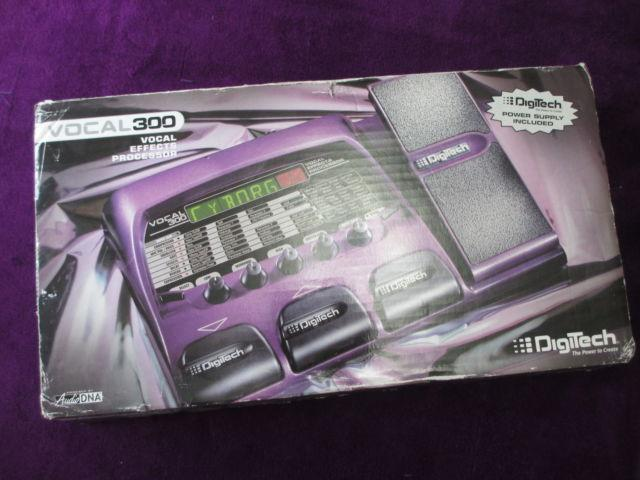 digitech vocal 300 multi effects processor guitar pedal brand new for sale in huntington beach. Black Bedroom Furniture Sets. Home Design Ideas