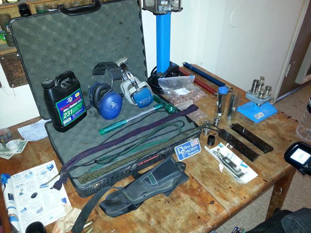 Dillon precision Reloading Equipment