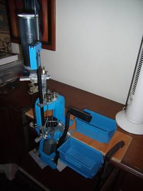 Dillon RL 550 Reloading Press w/ Many extra's