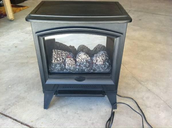 Dimplex Electralog Mini Fireplace For Sale In Redmond