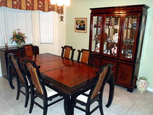 Dining room and Estate Sale