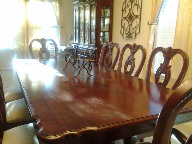 Dining Room Cherry Setgorgeous For Sale In San Antonio Texas Classified