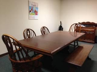 Dining Room Furniture With Buffet For Sale In Beaver Falls Pennsylvania Classified