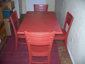 @@@ DINING ROOM SET @@@ - $50 (Albuquerque)