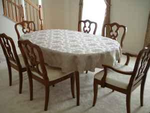 Dining room set - $650 (Wexford)