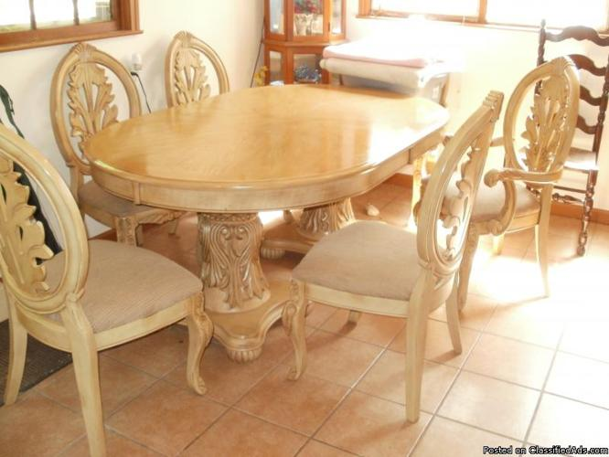 Dining Room Set For Sale In Traverse City Michigan Classified
