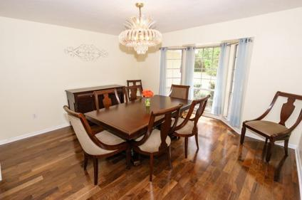 Dining Room Table, Chairs, Buffet
