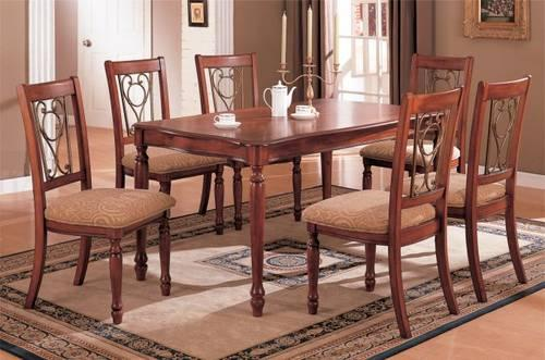 Dining Set Stickley In Cherry Labels Marks For Sale In