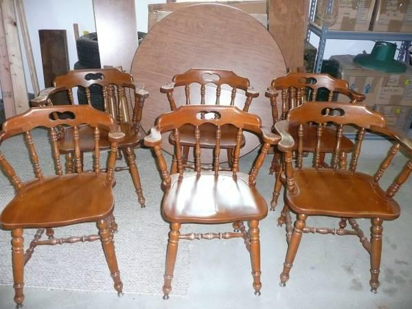Duncan Phyfe Dining Table Chair For In North Carolina Clifieds And Americanlisted