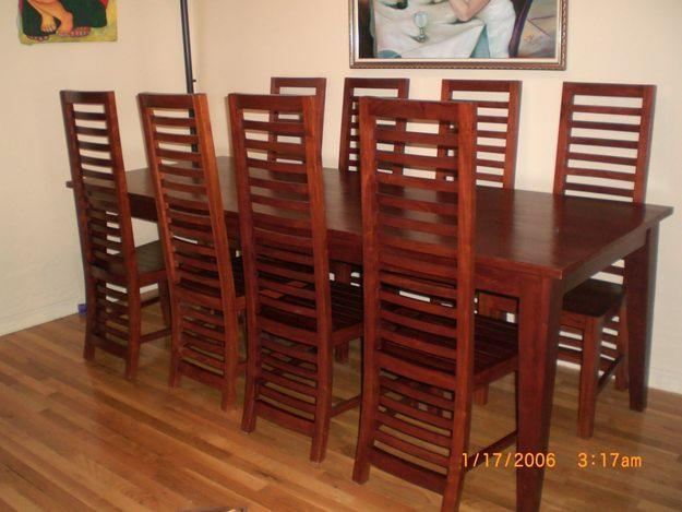 USED DINING CHAIRS FOR SALE Chair Pads Cushions