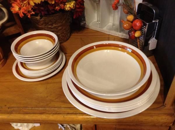 Dinnerware by Harmony House - $35 & Dinnerware by Harmony House - for Sale in Louisburg North Carolina ...