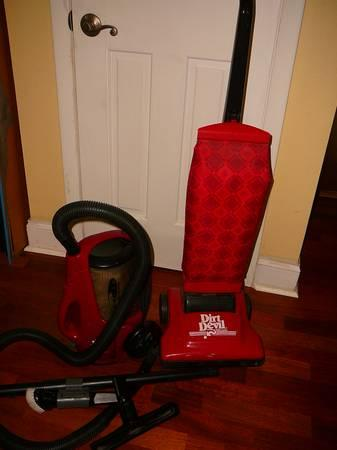 Vacuums Dirt Devil Upright Canister Broom For Sale In
