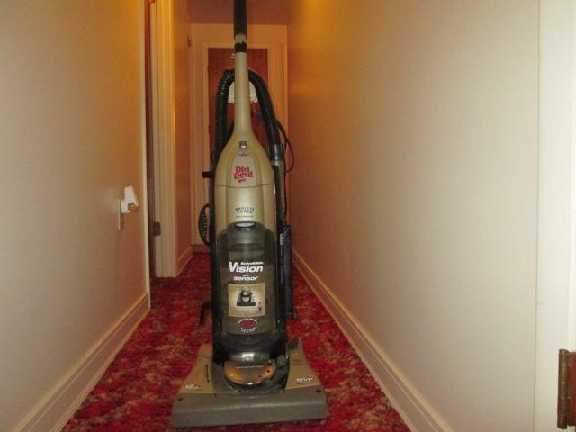 Dirt Devil Vision Upright Vacuum