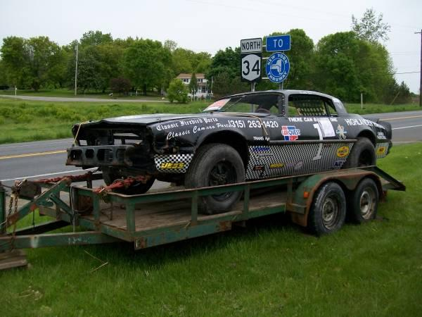 Dirt Stock Car 79 Trans Am - for Sale in Canastota, New ...