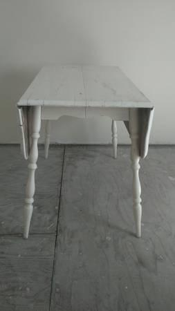 Dirty Old Furniture-Danty Antique Drop Leaf Table - for Sale ...