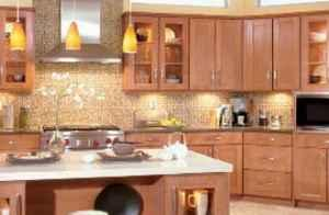 Discount Solid Wood Cabinets!