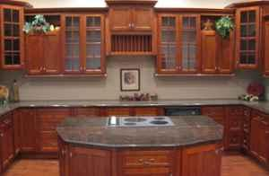 Discount Solid Wood Cabinets for Sale in Meridian