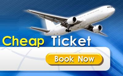 Discounted Flight Ticket