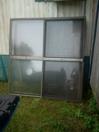 Dish washer and windows - $100
