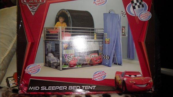 DISNEY BED TENT CARS 2 (((NEW))) - $140 (Lubbock & DISNEY BED TENT CARS 2 (((NEW))) - (Lubbock ) for Sale in Lubbock ...