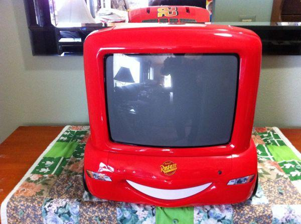 Disney Cars 13 Inch Color Tv Prunedale For Sale In