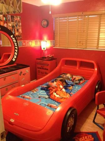 Disney cars twin bedroom set - for Sale in Ormond Beach, Florida ...