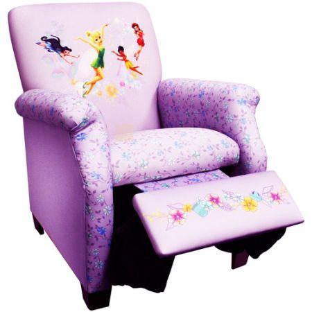 Disney Kids Reclining Chairs   $70 (Linden, Mi)